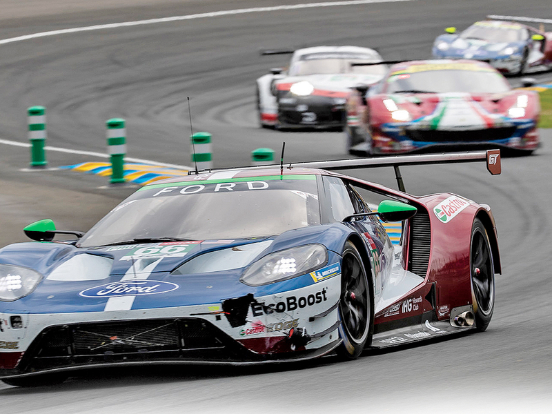 Ford GT race stint ends after 4 years, 19 wins