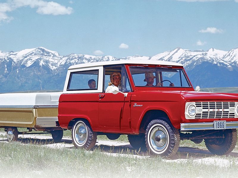 Ford exec tasked with bringing Bronco back has experience remaking legends