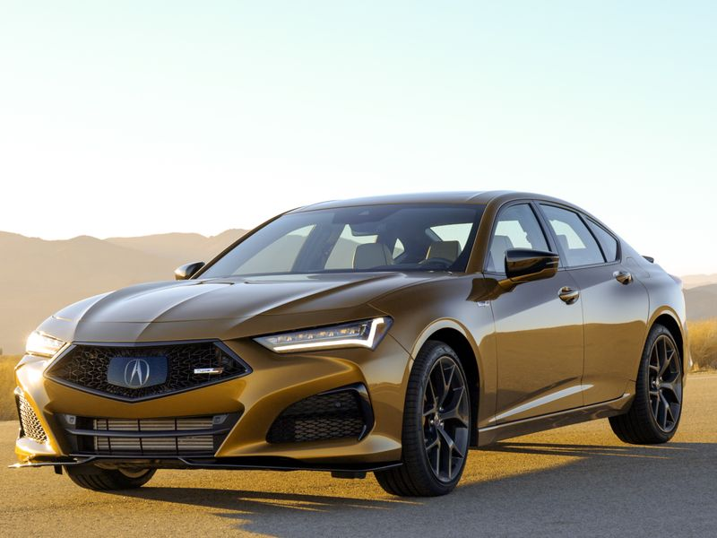 Acura TLX Type S arrives in late May priced from low $50,000s thumbnail
