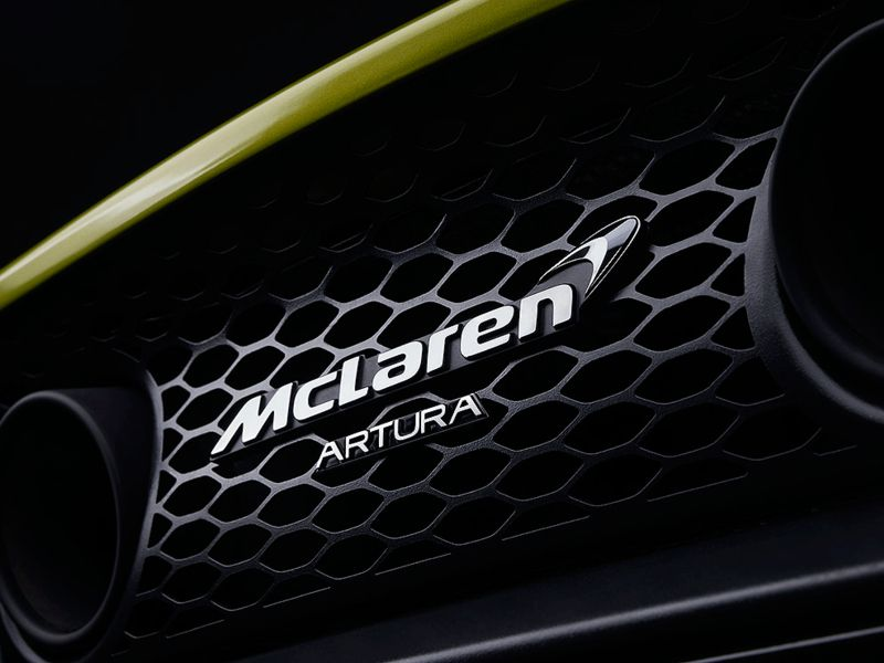 McLaren plug-in hybrid named Artura