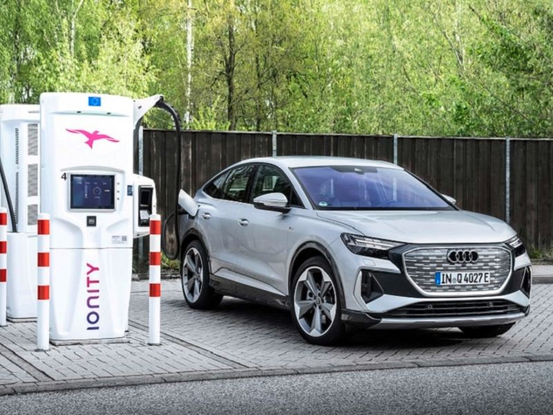 Audi's move to become an all-EV brand excludes China thumbnail