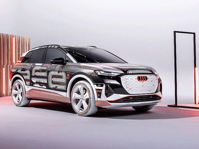 Audi Q4 e-tron plays key role in VW's electrification strategy thumbnail
