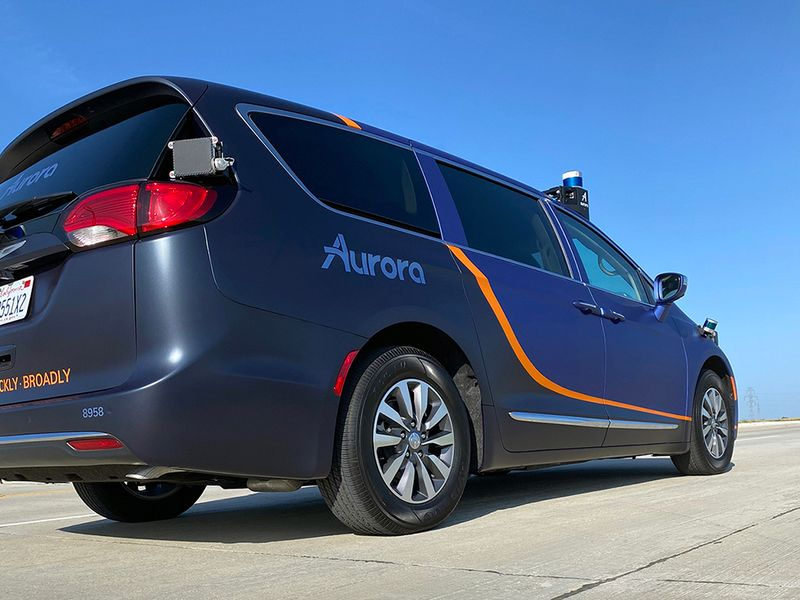 Aurora forms expert advisory board focused on driverless safety thumbnail
