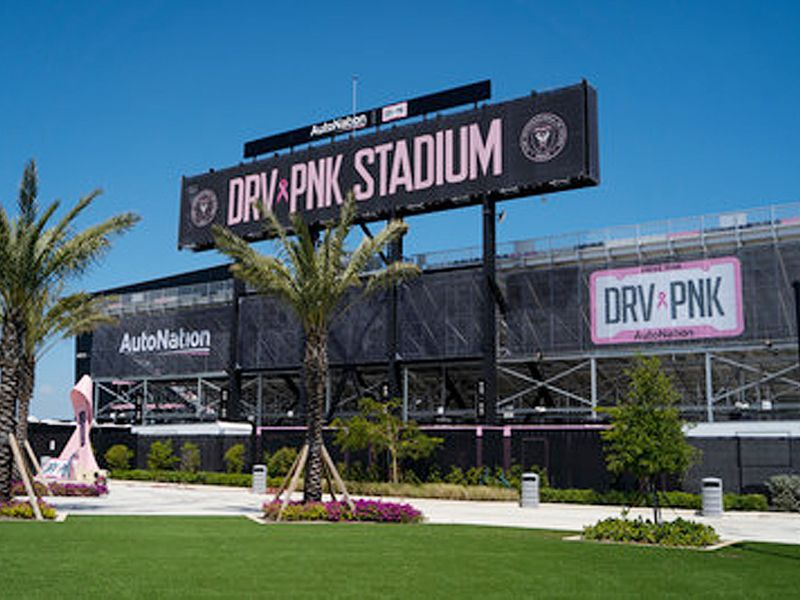 AutoNation buys naming rights to Miami soccer stadium