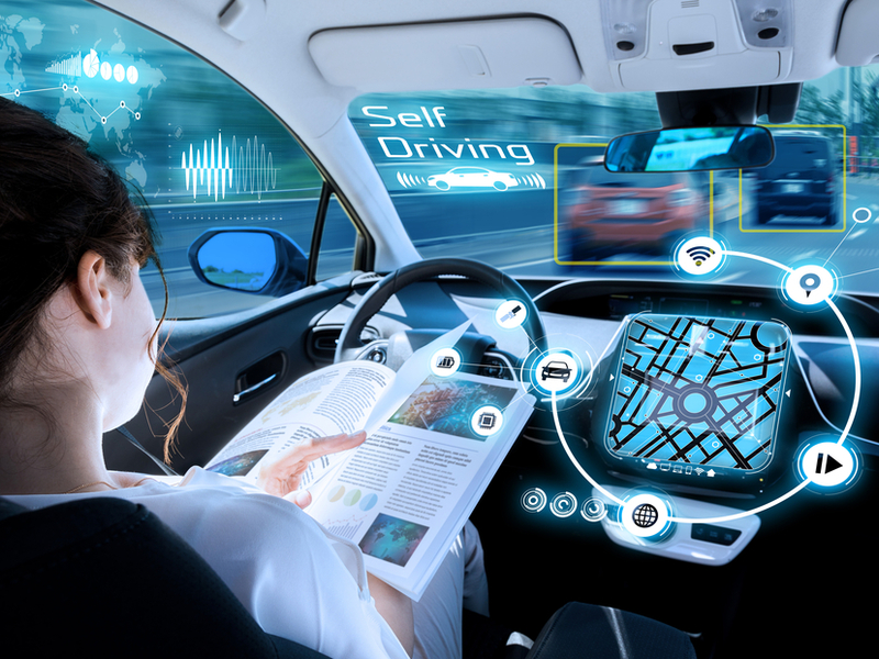 Autonomous vehicles: Automotive and transportation disruption