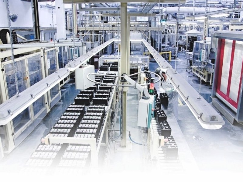Why Clarios, the former unit of Johnson Controls, is