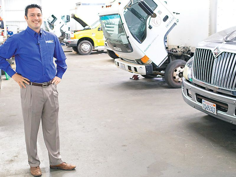 How buying truck service center helped Calif. dealer diversify, grow thumbnail