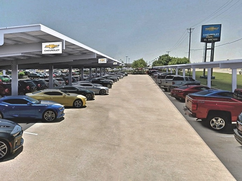 Dallas Area Dealer S Solar Project Aims To Cut Energy And