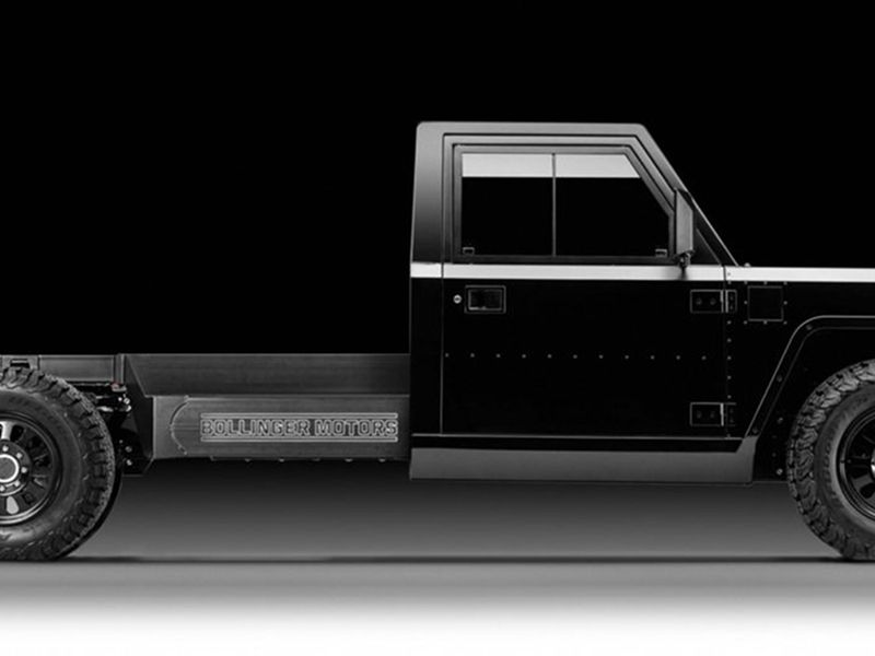Bollinger to begin deliveries of SUV, pickup, 2 chassis-cab models in 2022 thumbnail