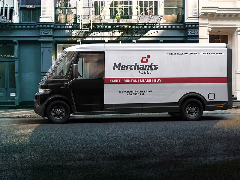 GM's BrightDrop locks in second customer with order for 12,600 electric vans thumbnail