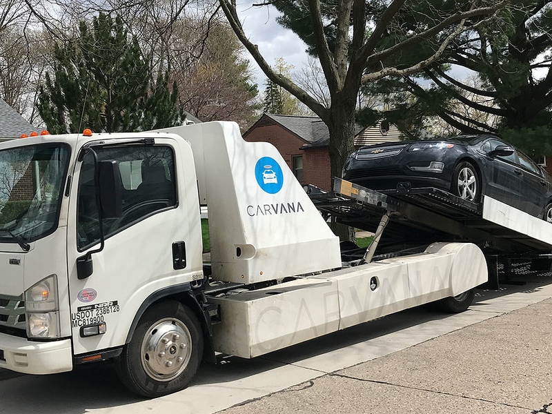 Used Truck Dealerships >> How Carvana restored my faith in online vehicle retailing