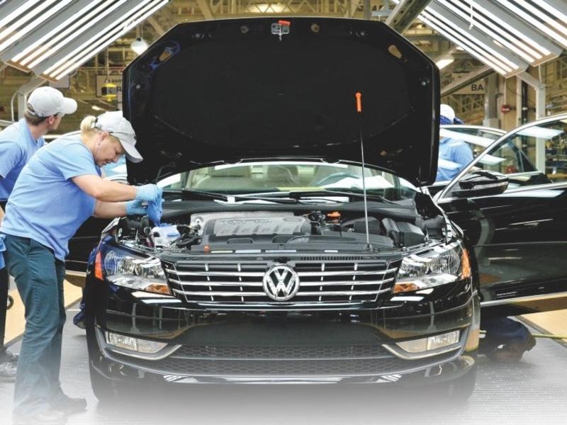 VW to halt Atlas, Passat output in Chattanooga amid chip shortage thumbnail
