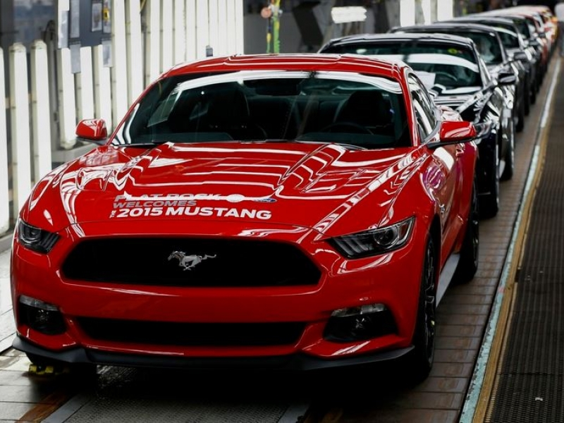 Two Ford plants losing shifts, but no layoffs planned