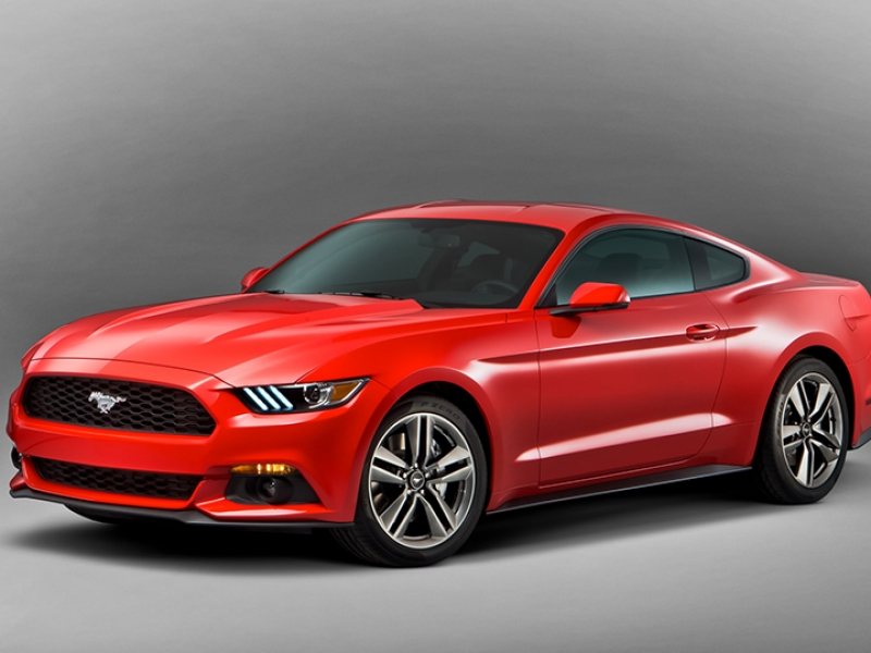 2015 Ford Mustang with turbo 4 is no 'EcoDud'