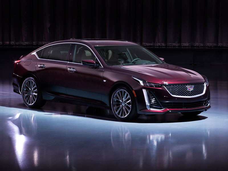 Car Dealerships In Ct >> Cadillac CT5 to get Super Cruise in 2020
