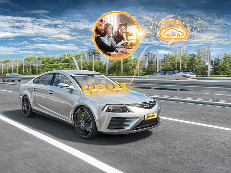 Continental, Amazon Web Services launch automotive software platform thumbnail