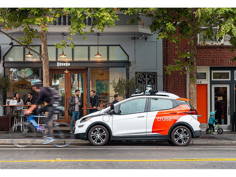 GM-backed Cruise gets key permit to deploy AVs in California thumbnail