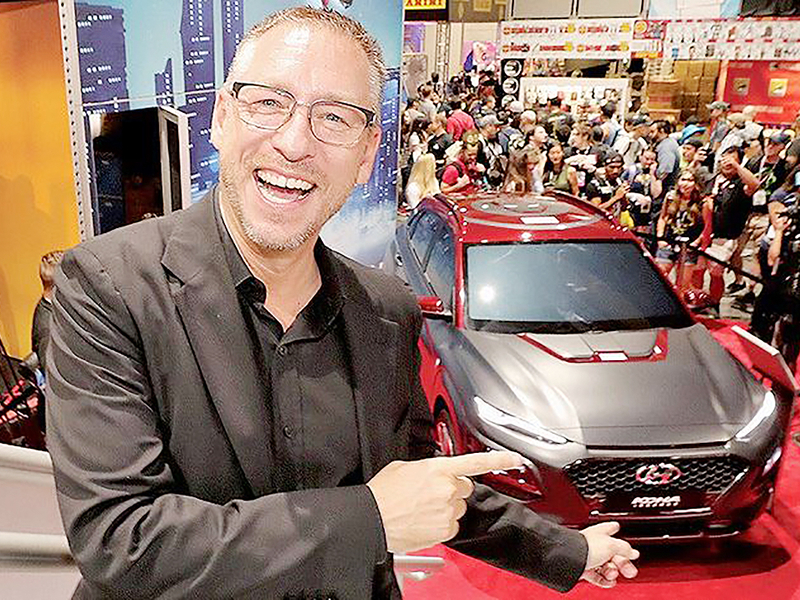Hyundai U.S. marketing chief Dean Evans to depart