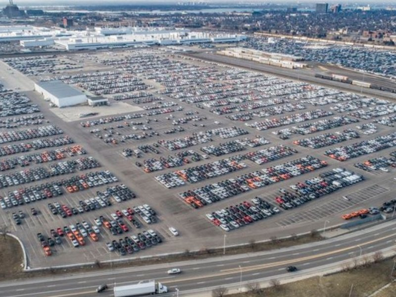 FCA plant project rests on complicated Detroit land deal