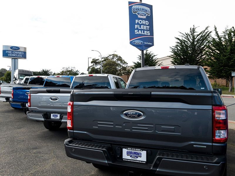 Ford to build some F-150s without certain modules due to chip shortage thumbnail
