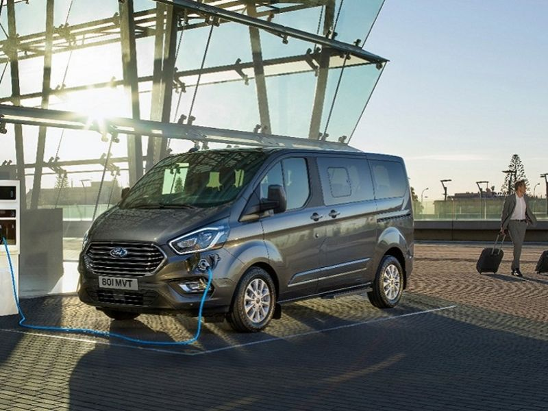 Ford will build electric Transit van for European market in Turkey thumbnail