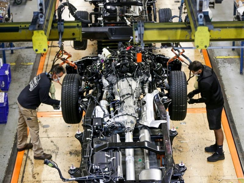 Ford adds downtime, cancels overtime at multiple plants due to chip shortage thumbnail