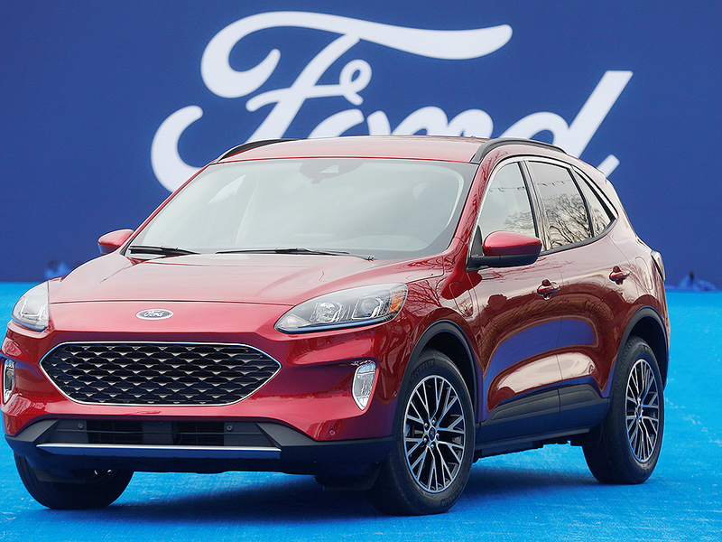 Ford Packs 2020 Escape With 3 Cylinder Engine Hybrid