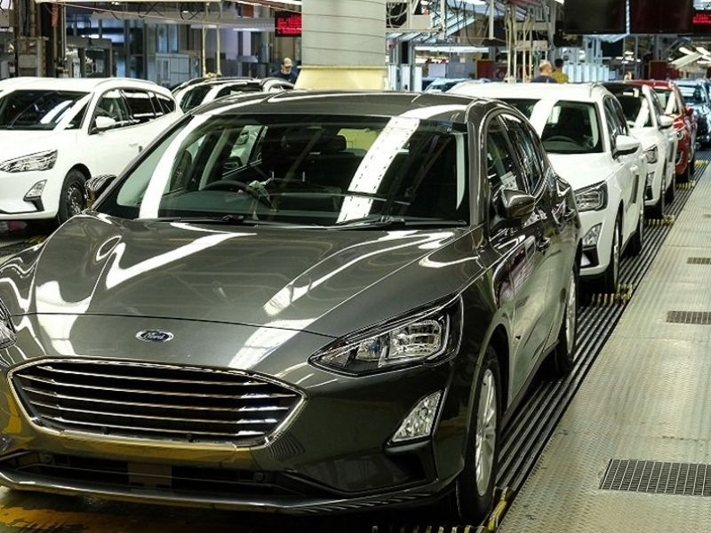 How Ford, Audi, Daimler are cutting German production due to chip shortage