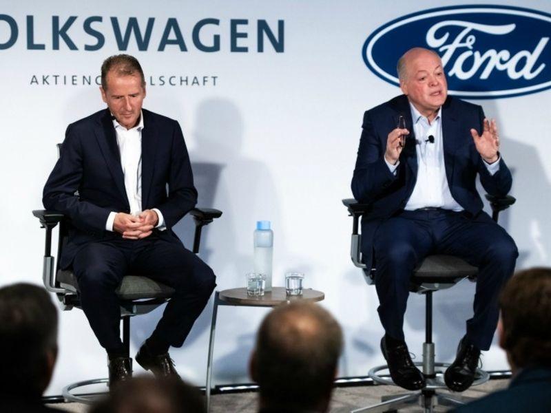 VW board OKs Ford alliance projects