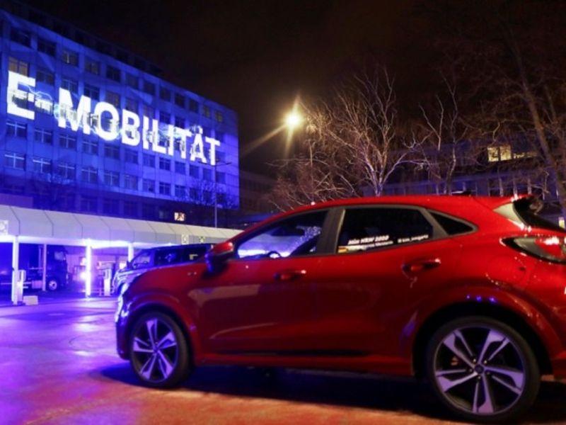 Ford mulls repurposing Europe plants in EV shift thumbnail