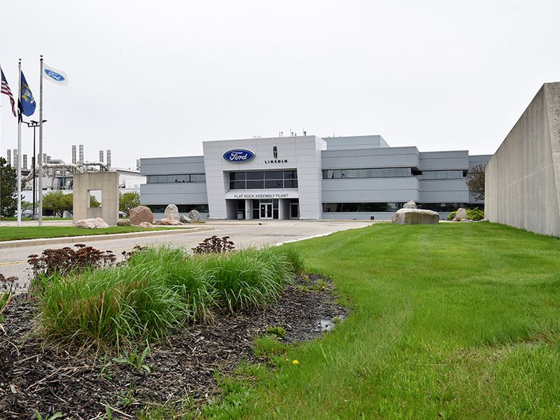Ford extends shutdown of Mustang plant following gas leak thumbnail