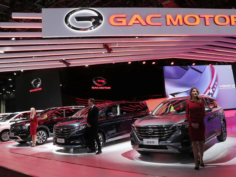 China's GAC Picks California For Regional Headquarters But