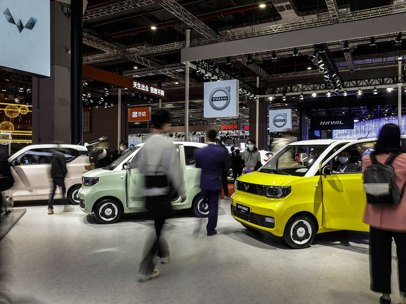 SAIC-GM-Wuling betting on cult status to sell a million EVs