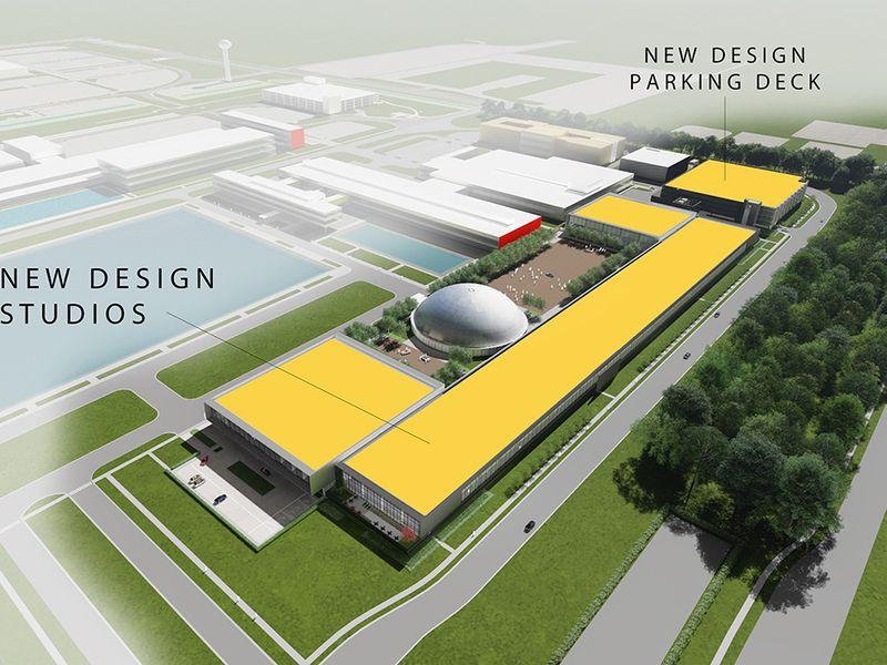 GM to expand design space at Warren Tech Center thumbnail