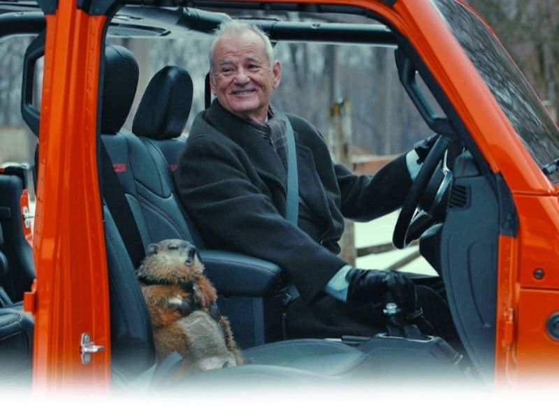 Alexa, was Jeep's ad with Bill Murray better?