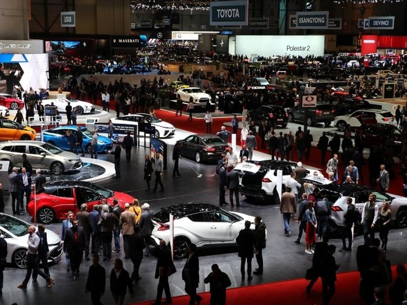 Geneva show under threat amid bailout dispute