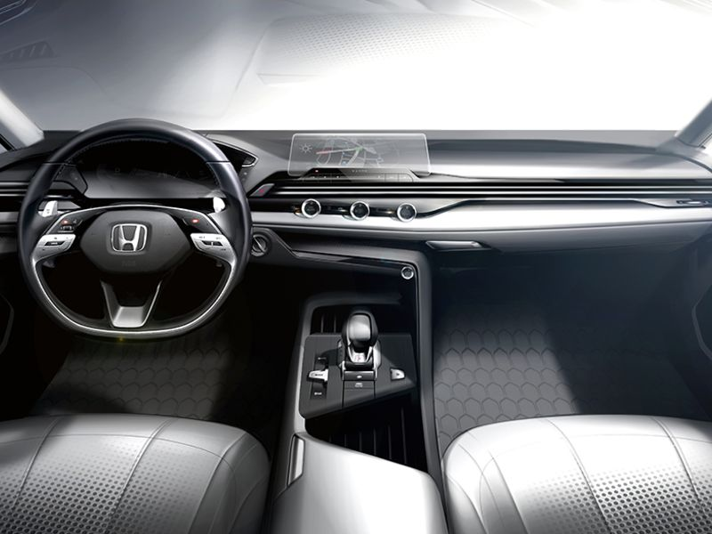 Honda previews new interior design language thumbnail