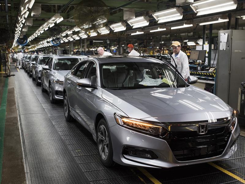 Honda to stop Ohio shift to prepare for electrified autos
