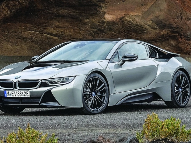 BMW ends production of i8 sports car