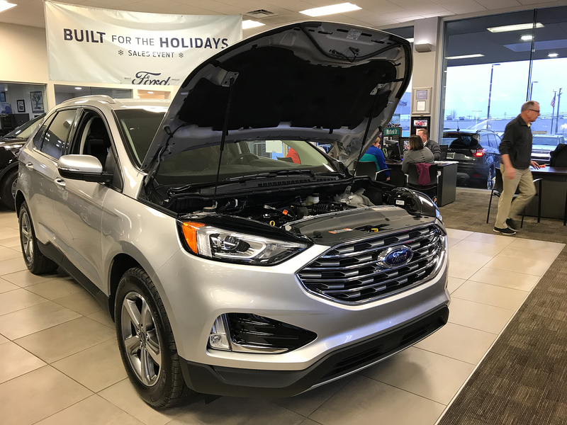 Fca S December Sales Rise Gm Ford Toyota Dip