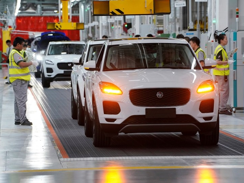 Jaguar Land Rover In Uphill Battle To Revive China Operations