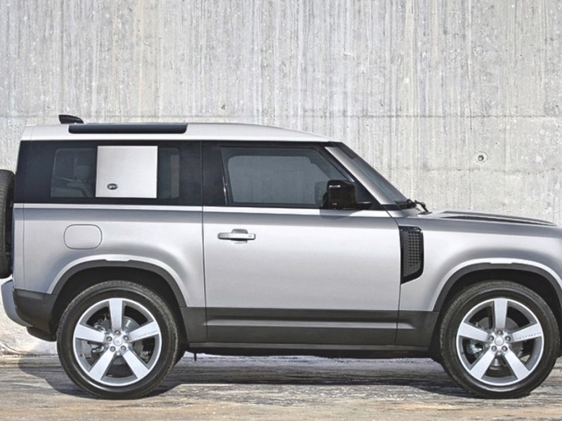 Land Rover to sponsor U.S. Olympic teams