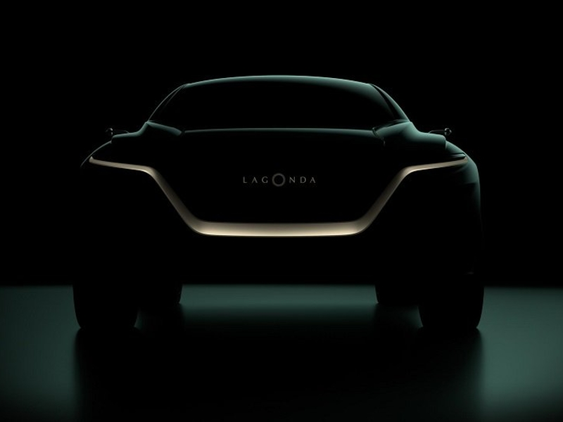 Aston Martin to preview SUV for revived Lagonda nameplate at Geneva show