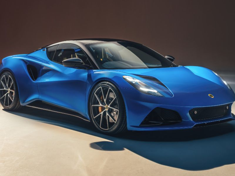 Lotus taps Mercedes' AMG to add power to last combustion-engine car thumbnail