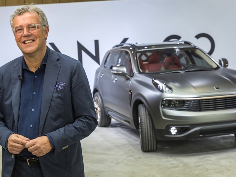Lynk & CO CEO outlines plans for 'wild horse' brand; Europe first, then U.S.