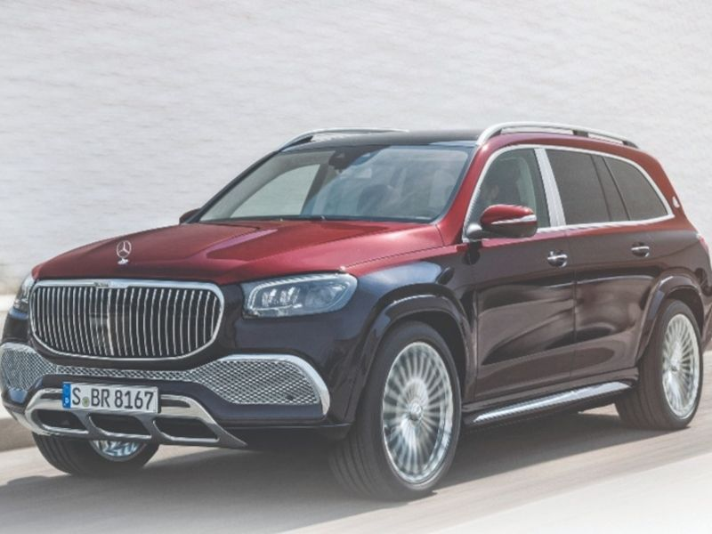 Pricey Mercedes-Maybach GLS ready for roll out