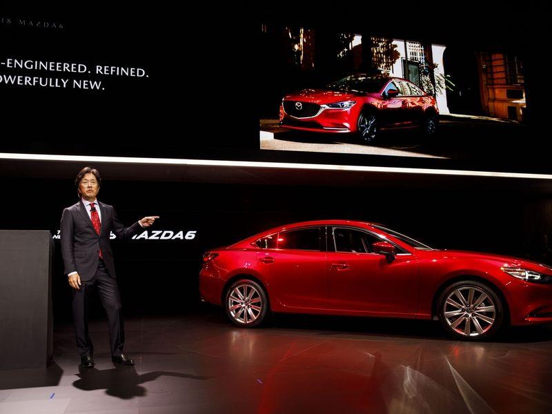 Mazda drops CX-3 crossover, Mazda6 sedan thumbnail