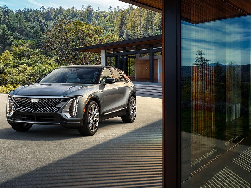 Cadillac prices first full EV at just less than $60,000 thumbnail