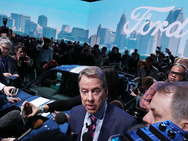 Bill Ford named Automotive News' Industry Leader of the Year