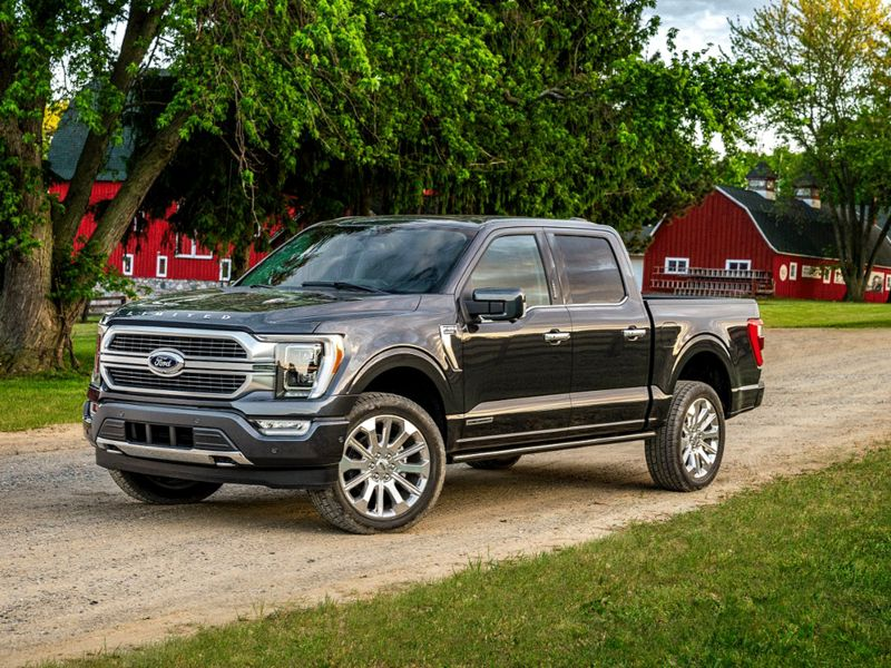 Ford to further reduce F-150 production, idle Ky. plant amid chip shortage thumbnail
